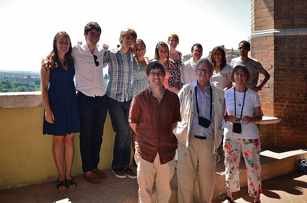 Students faculty 2011